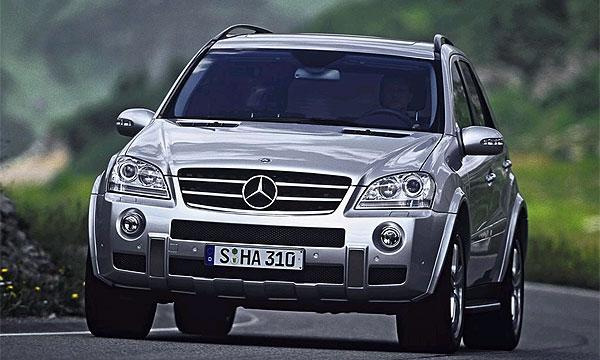 Mercedes снова признан лучшей маркой года