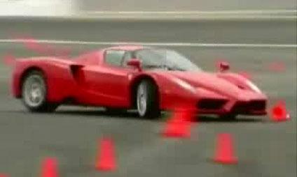 Голливудский комик разбил Ferrari Enzo