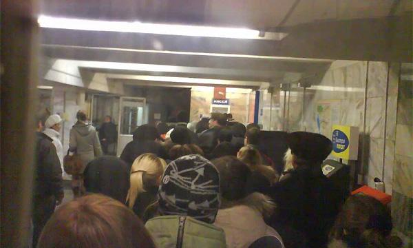 Давка в московском метро исчезнет к 2016 году