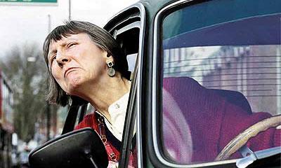 Европейские водители не знают ПДД