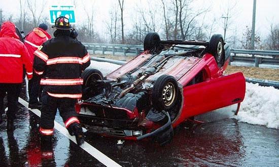 В Германии морозы стали катастрофой для автомобилистов