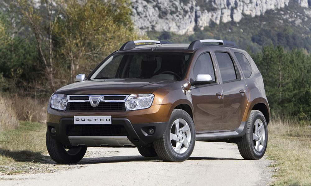 Dacia официально представила внедорожник Duster