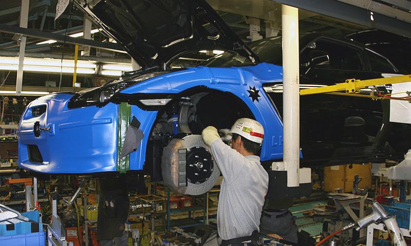 Японские автокомпании объявили о рекордном росте производства