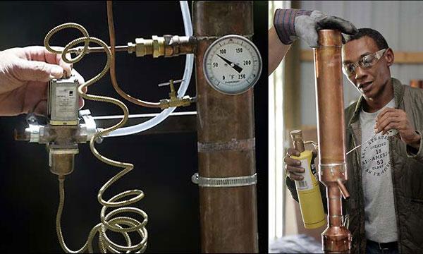 В США изобрели установки для домашнего получения этанола