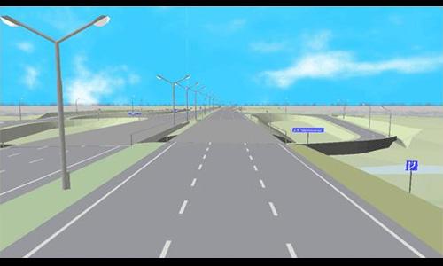 Кризис не сказался на проектировании дорог в Москве