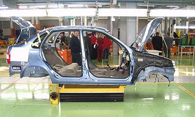 Северсталь прекратила поставки металла на АвтоВАЗ