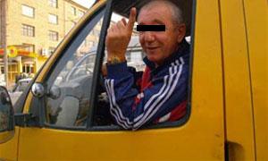 В Москве продолжаются облавы на нелегальные маршрутки