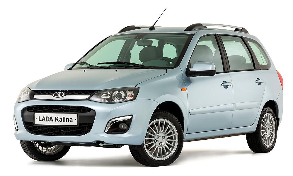 Новая Lada Kalina появится в продаже в мае