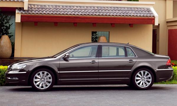 Volkswagen Phaeton хотят превратить в отдельный бренд