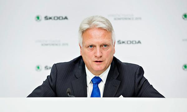 Концерн Volkswagen после дизельного скандала покинет глава Skoda