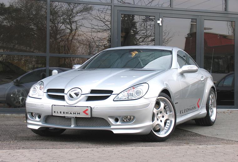 Mercedes SLK Kleemann 20K