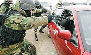 На МКАД задержали группу автомошенников