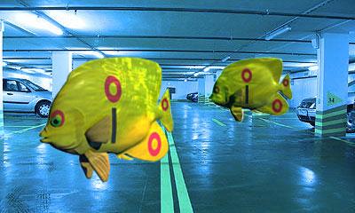 Мэру предлагают построить 25 парковок под водой