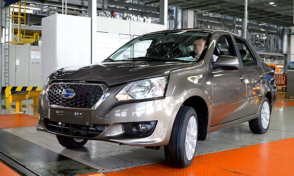 Datsun в Тольятти: победит тот, кто сильнее