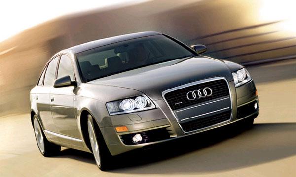 Audi отзывает 40 000 A6