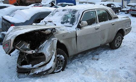Мошенники использовали для махинаций номера аварийных автомобилей