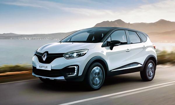 Renault рассекретил моторную гамму кроссовера Kaptur для России