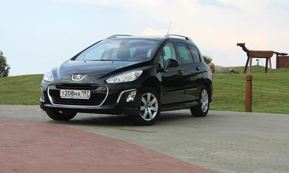 Peugeot 308 SW. Испытание длинной дорогой