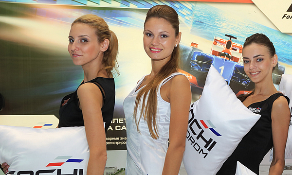 На девушек-моделей Гран-при России потратили 5 миллионов рублей