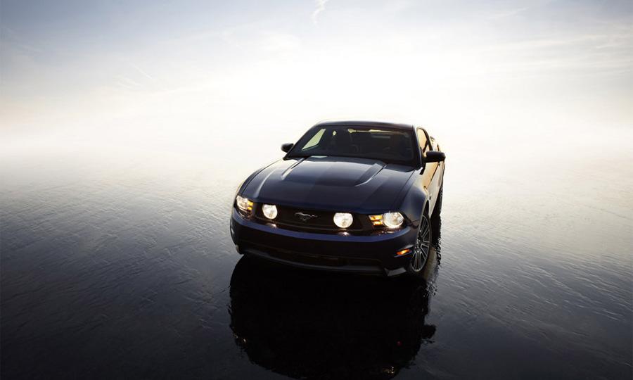 Ford объявил цену автомобиля Mustang GT Premium