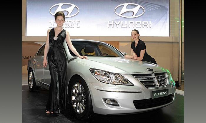 Hyundai Genesis Rohens