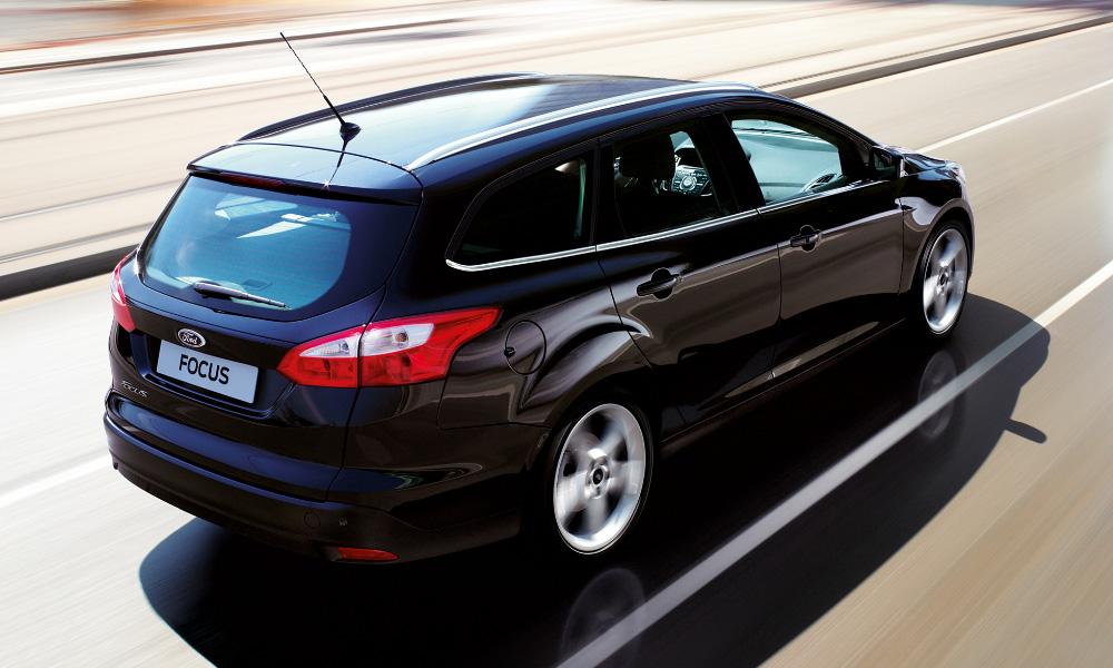 Ford  запустил производство универсала Focus на заводе под Петербургом