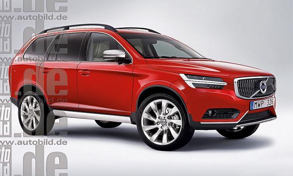 Новый Volvo XC90 окажется больше предшественника