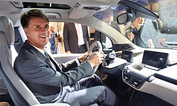 Харальд Крюгер занял пост генерального директора BMW