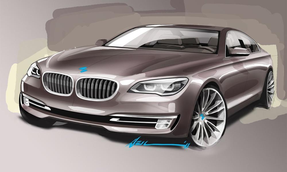 BMW M7 будет слабее обычной «семерки»
