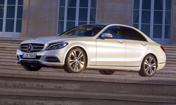«Эс» как русская. Тест-драйв Mercedes-Benz C-Class