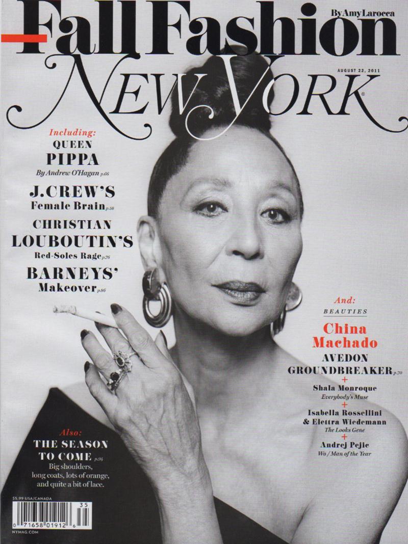Обложки New York Magazine, 2011