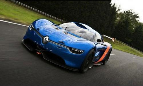 Руководство Renault рассекретило стоимость Alpine A110-50