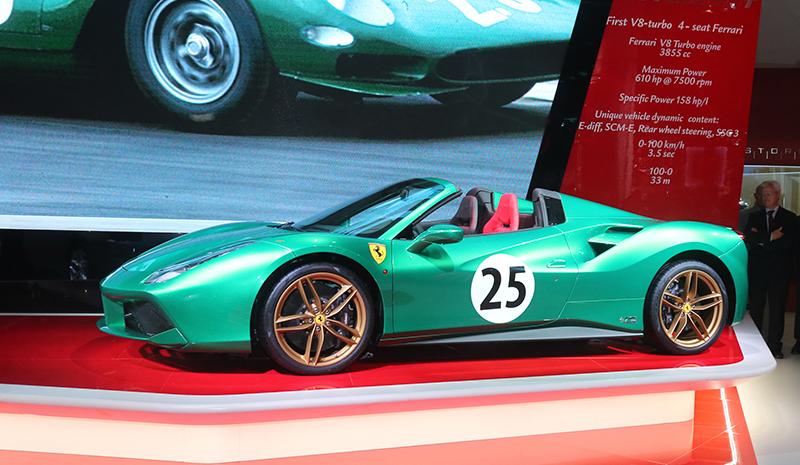 FerrariLaFerrari Aperta