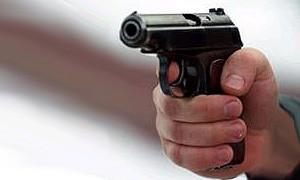 В Казани милиция застрелила преступника, сбившего пешехода