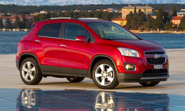 Chevrolet привезет  в Россию две новинки