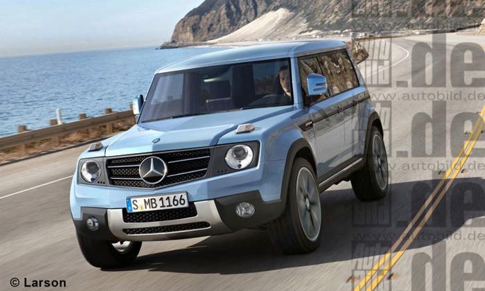 Mercedes-Benz GLG