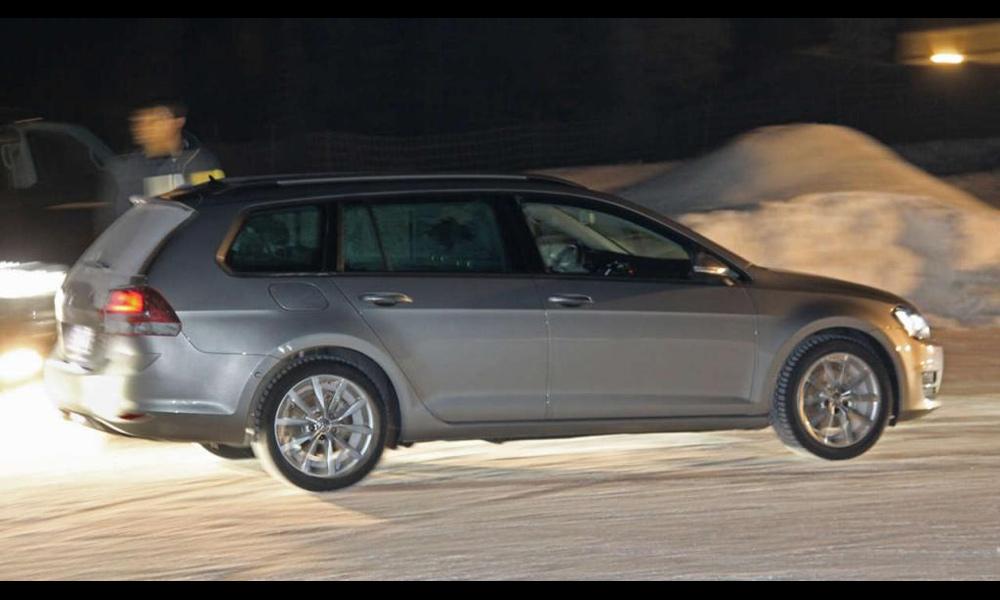 Новый вариант для Volkswagen Golf VII