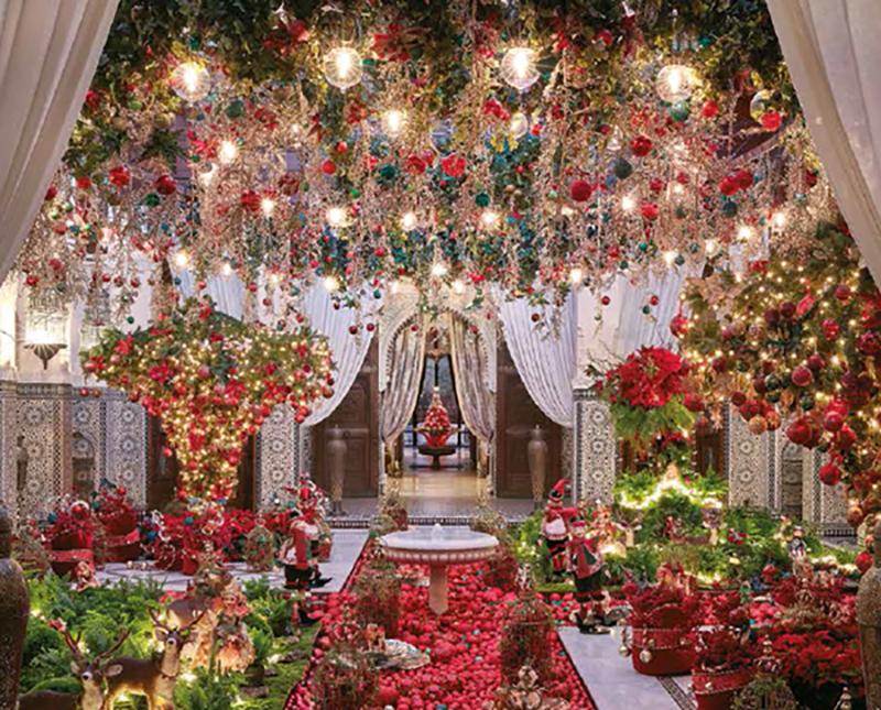 Отель Royal Mansour Marrakech