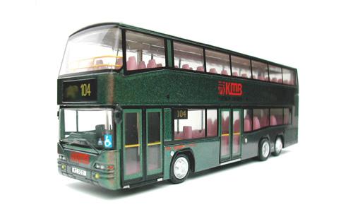 Москва хочет закупить двухэтажные автобусы