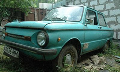 """Водитель автомобиля """"Запорожец"""" не справился с управлением"""