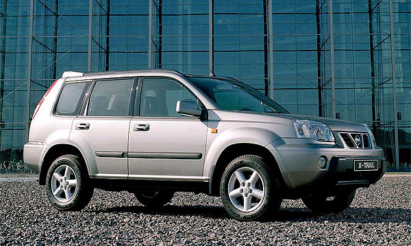 Nissan отзывает 466 тыс. внедорожников  X-Trail