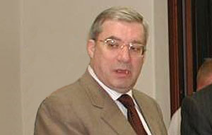 Губернатор Новосибирской области Виктор Толоконский