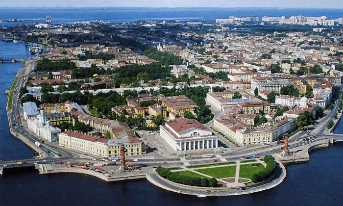 Завтра на Васильевском острове в Петербурге перекроют движение