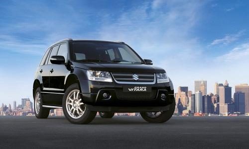 Suzuki представляет в России две спецверсии Grand Vitara