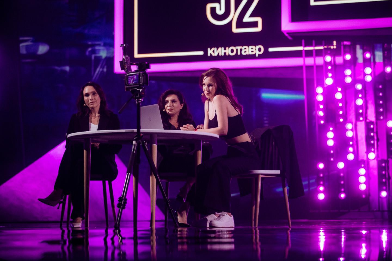 Дарья Екамасова, Алиса Хазанова иАнна Шепелева
