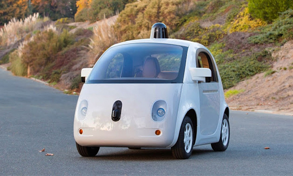 Google создал первый рабочий прототип автомобиля с автопилотом