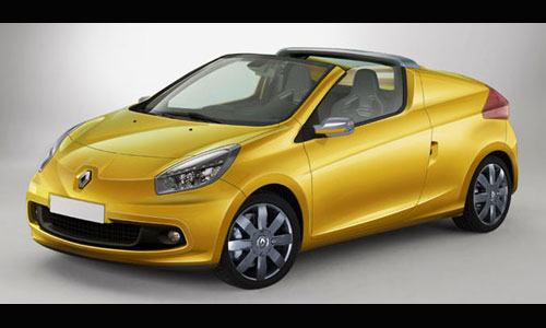 Renault Twingo CC concept