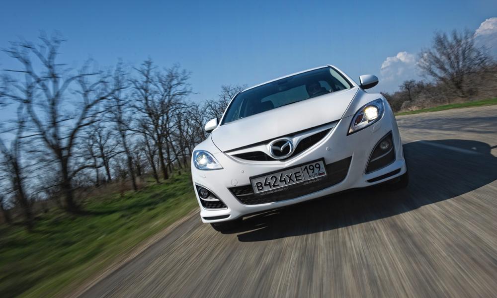 Новая Mazda6 – тест на совместимость