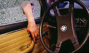 Из 114 000 угонов машин с начала года раскрыто менее трети