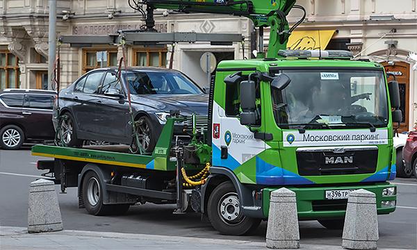 ГКУ «АМПП» опровергло претензии по поводу штрафов за неуплату парковки